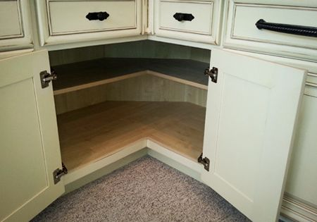 corner cabinet with doors for kitchen 3