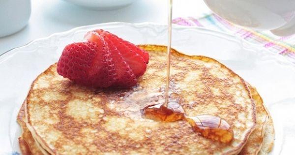 ... Gluten Free)   Recipe   Cream Cheese Pancakes, Cheese Pancakes and Low
