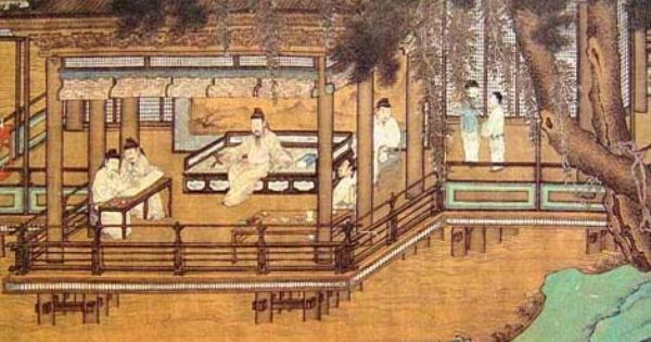 Qiu Ying A Famous Painter In Ming Dynasty China Culture