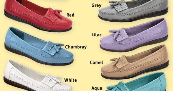 Dr. Scholl's® Leather Kiltie Tassel Loafers | fashion ...