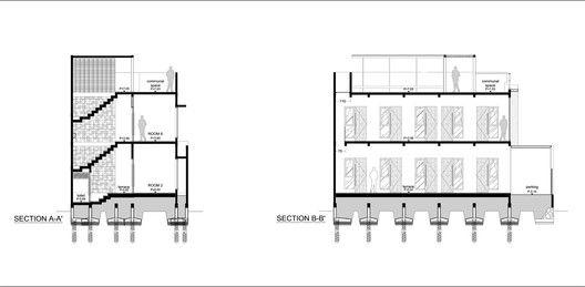 Gallery Of Bioclimatic And Biophilic Boarding House Andyrahman Architect 22 Arsitektur Lantai Desain