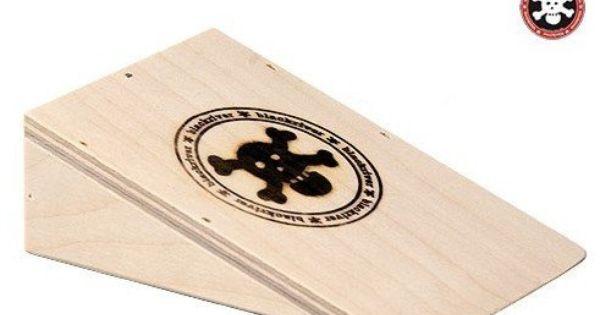 Fingerboard Wood Ramp Blackriver Ramps Pocket Kicker