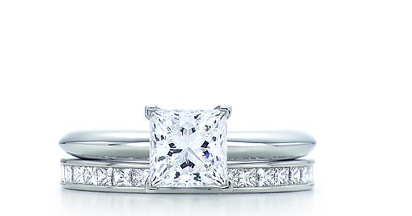 I THINK THIS IS THE ONE!!!!! Tiffany's engagement ring. princess cut solitaire