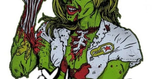 Blink-182. Enema of the state Zombie nurse. :) | Blink-182 ...