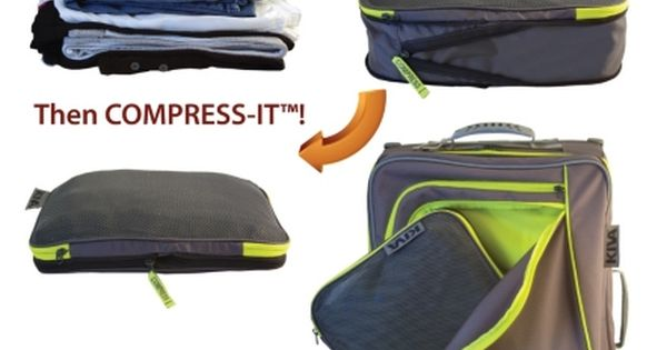 KIVA Small Compress-It Cube $15