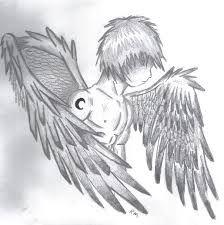Resultado De Imagen Para Anime Angel Dibujo Anime Angel Cool Drawings Drawings