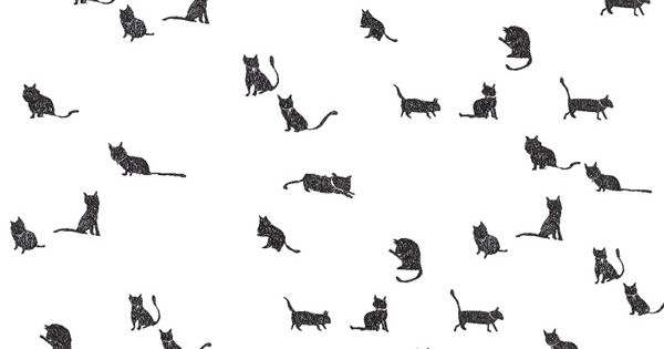 cat wallpaper by Teaspoon Studio, via Satsuki Phone Wallpaper| http://phonewallpaperideaseugene.blogspot.com