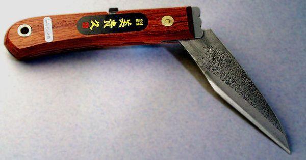 Kogatana folding wood carving knife axes knives