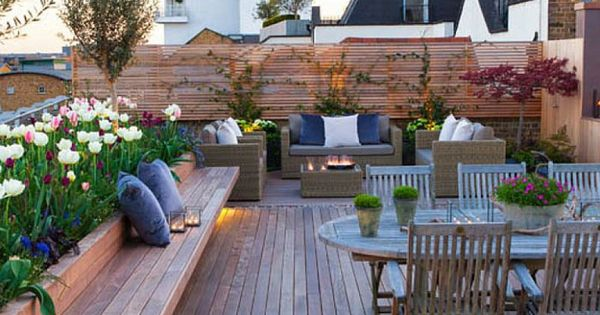 dachterrasse gestalten sch ne aussichten deko ideen gartenmoebel kreative garten ideen 19. Black Bedroom Furniture Sets. Home Design Ideas