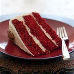 Amerikanischer Red Velvet Cake Recipe Easy Red Velvet Cake Velvet Cake Food Recipes