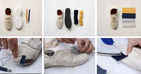 canvas shoe repair kit | Shoe repair
