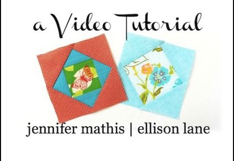 Quilt Paper Piecing Patterns For Beginners : Paper Piecing for Beginners Quilt Patterns & Tutorials Pinterest Videos, Tutorials and ...