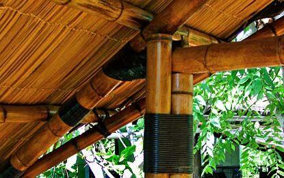 Casas De Bambu Modernas