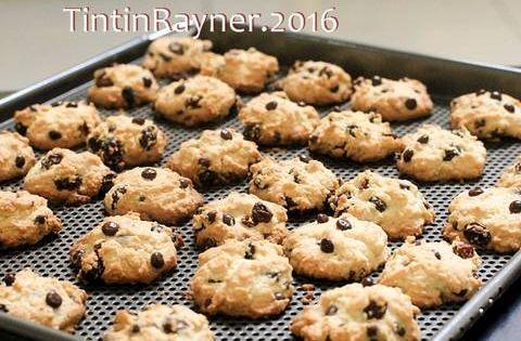Resep Vanila Chocochips Cookies Simpel Renyahh Oleh Tintin Rayner Resep Resep Resep Makanan Penutup Resep Biskuit