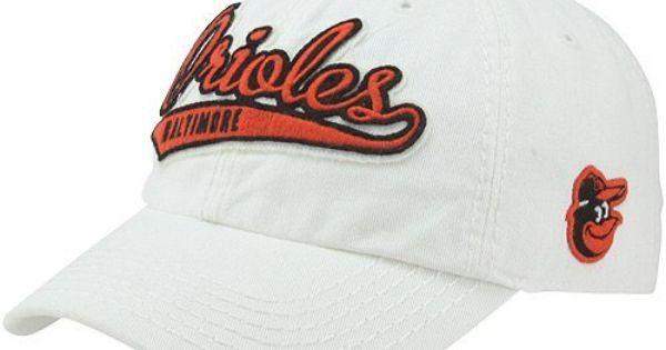 MLB '47 Brand Baltimore Orioles Womens Whiplash Adjustable Hat ...