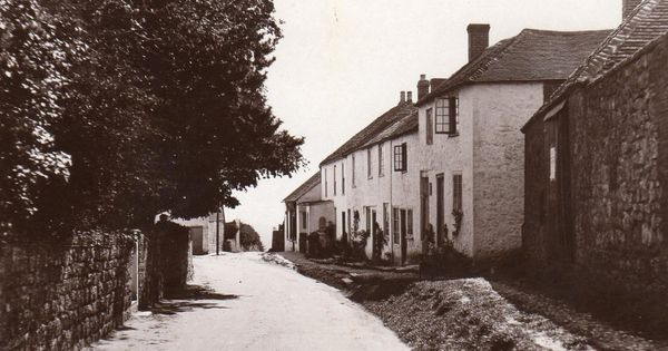 Lympne High Street Kent C 1935 Old Pictures Views Postcard