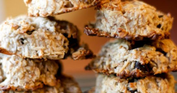 Nikki's Healthy Cookies~totally making these | Desserts | Pinterest ...