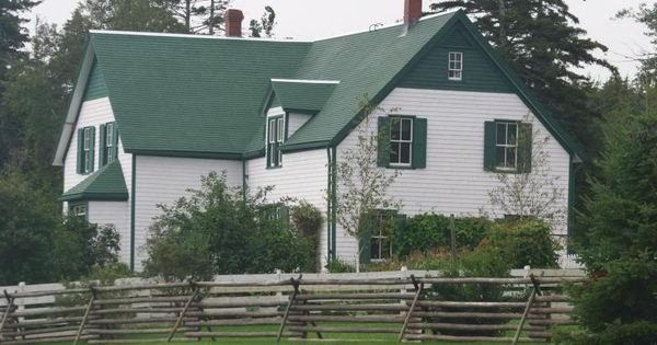 Anne of Green Gables- filmed on beautiful Prince Edward island, Canada. The