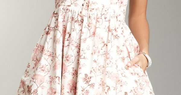 Pretty dress from hautelook.com