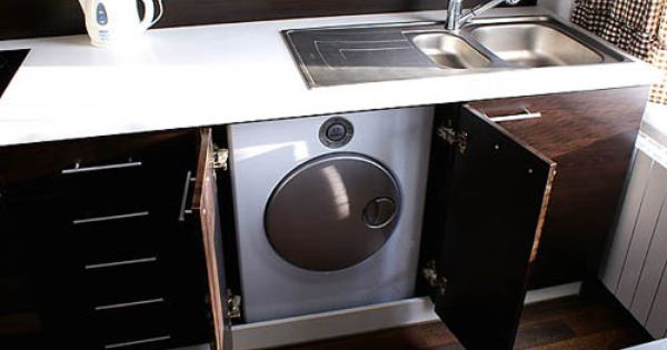 Pralka W Kuchni Wnetrza Forum Muratordom Pl Home Appliances Home Washing Machine