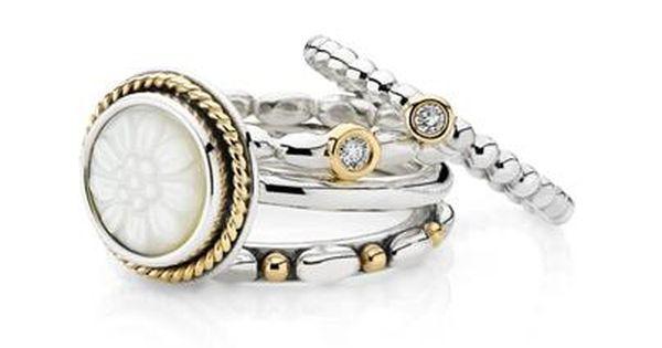 Pandora Bead Rings