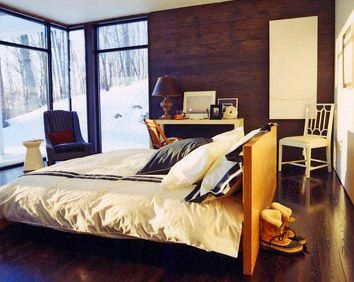 Float Your Bed For A Great New Look Remodel Bedroom Bed In Middle Of Room Small Bedroom Remodel