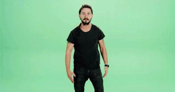 The New Nike Promo Shia Labeouf Motivation Hands Gesture Just Do It Facial Hair Shialabeouf Motivation Ha Mens Tops I Need To Pee Mens Tshirts