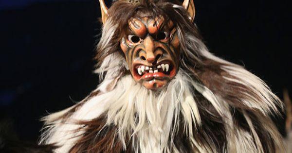 Krampus Wild Men, Wild Women, Krampus, Perchten Masks Pinterest