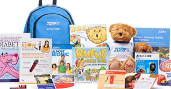 Diabetes Starter Kit Diabetes In Children Diabetes Juvenile Diabetes