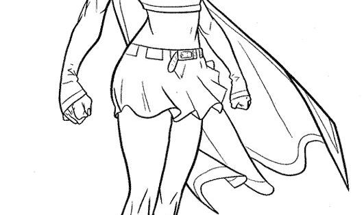 Supergirl Para Colorear Related Keywords Suggestions