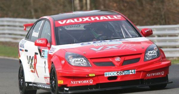 Pin By Gomotors Net On Vauxhall Btcc Vauxhall Racing