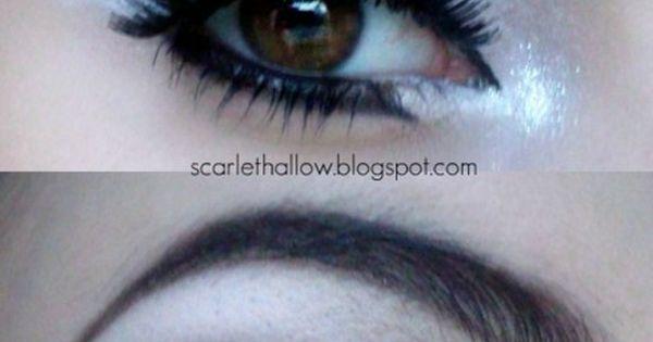 silvery cat eye