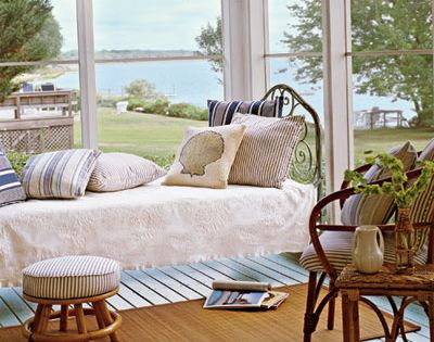 Sleeping porch porches and afternoon nap on pinterest