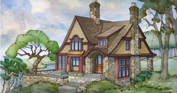 Home Two Story Floor Plans Pinterest House Plans Too Cute And