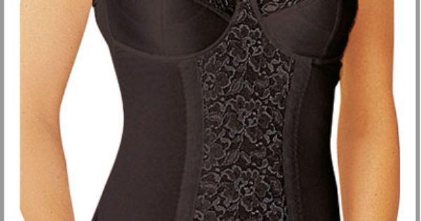 body culotte ventre plat dentelle et satin couvrant tour de poitrine 125 d v tements et. Black Bedroom Furniture Sets. Home Design Ideas
