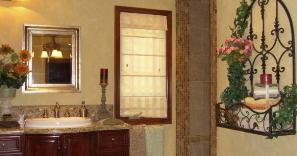 Tuscan Bathroom Colors: ... Bathroom Yellow Paint Tuscan