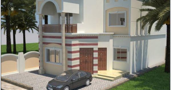 مخطط بيت دورين مساحة200م مخطط فله بمساحة200م تصاميم متنوعة بمساحة200م مخططات دورين منتدى النرجس Architectural House Plans House Styles House Design