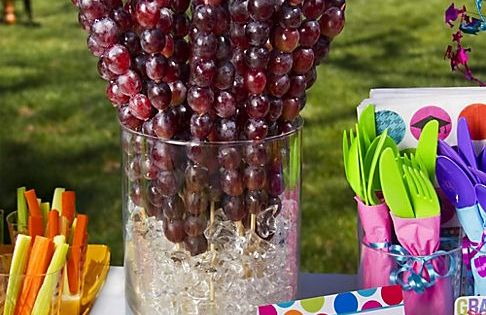 13 Colorful High School Graduation Party Ideas - Party City @Toni smith,