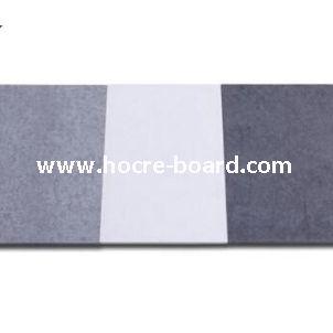 China Smooth Surface Finish Fireproof Fibre Cement External Cladding Fiber Cement Fiber Cement Board Facade Material