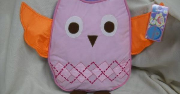 Large Pink Owl Throw Pillow Girls Bedroom Bedding Decor by Unknown. USD19.99. large size of 12x17 ...