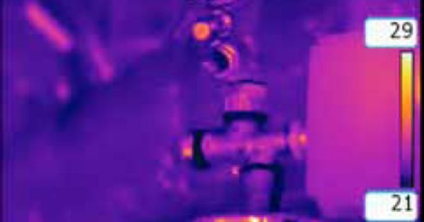 Hospital Maintains Heating And Ventilation System With Thermal Imaging Flir Thermography Thermography Thermal Imaging Ventilation System