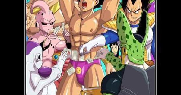 dragon ball rule 34