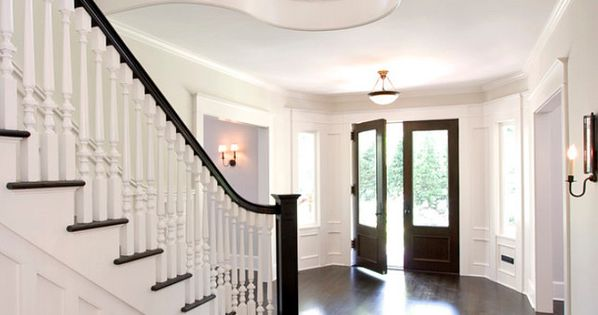 Interior Design Ideas Paint Colortrim Benjamin Moore