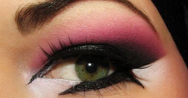 Pure Drama Maquillaje De Moda Maquillaje De Ojos Maquillaje De Fantasia