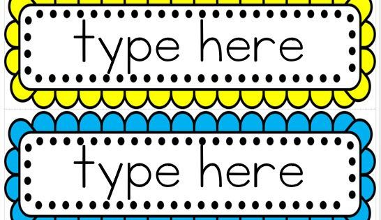 Editable word wall templates free to download fabulous for Free printable word wall templates