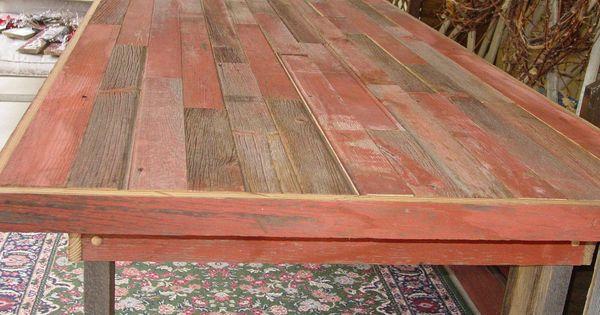 9 12 Ft Reclaimed Barn Wood Furniture Table Country Farm