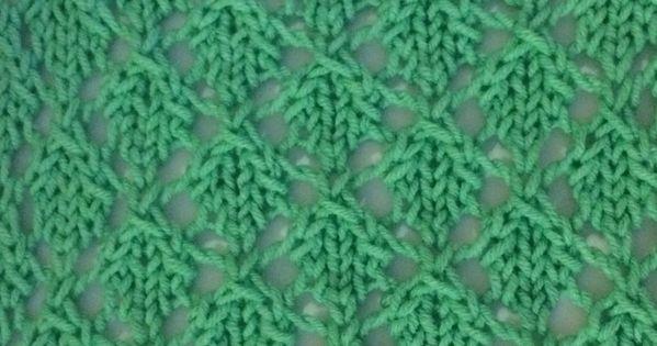 bonjour je vous offre un nouveau point de tricot tr s facile faire et que je trouve tr s joli. Black Bedroom Furniture Sets. Home Design Ideas