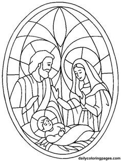 Nativity Scene Color By Number Google Haku Nativity Coloring Pages Nativity Coloring Christmas Coloring Pages