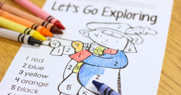 Columbus Day Activities And A Freebie Fall Kindergarten Kindergarten Fun Kindergarten Social Studies
