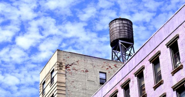 Water Tower Nyc 5 00 Insurance Auto Auction Car Auctions